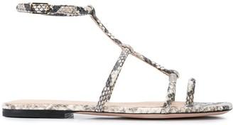 Veronica Beard Mayuri open-toe sandals