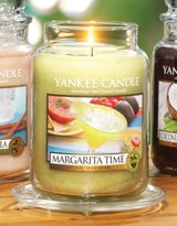 Yankee Candle Company Margarita Time Large Jar Candle