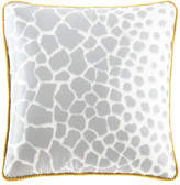 "Roberto Cavalli Jerapha Silk Pillow, 16""Sq."