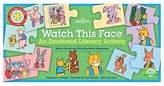 Eeboo Watch This Face Puzzle Game