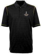 Antigua Pittsburgh Penguins NHL Champ Icon Polo Shirt