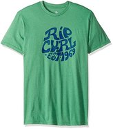 Rip Curl Men's Crafted Heather Tee