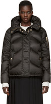 Burberry Black Down Wiltondale Jacket