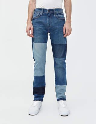 Levi's 502 Regular Tapered Denim Jean in Hoo Doo