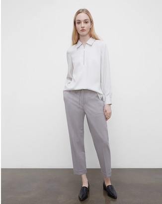 Club Monaco Tie-Waist Pants