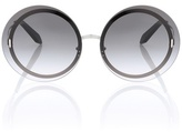 Victoria Beckham Floating Round sunglasses