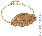 Asos Filigree ID Bracelet