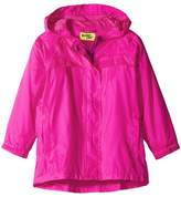 Western Chief Solid Nylon Rain Coat Girl's Coat