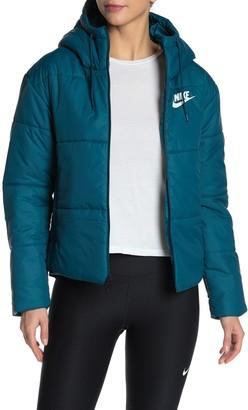 Nike Hooded Synthetic Fill Parka