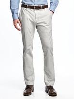 Old Navy Slim Signature Built-In Flex Dress Pants for Men