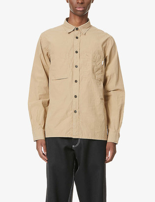 Paul Smith Casual-fit stretch-cotton shirt