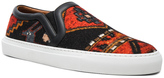 Givenchy Street Skate Leather Sneakers