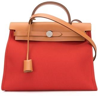 Hermes 2017 pre-owned Her Bag 2 in 1 21 2way bag