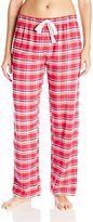 Jockey Women's Flannel Pajama Pant