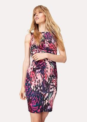 Phase Eight Cinnabar Printed Dress