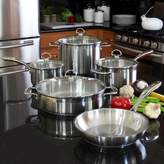 Chantal Induction 9 Piece 21 Steel Cookware Set