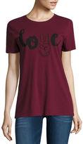 Arizona Love Graphic T-Shirt- Juniors