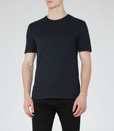 Reiss Jester Slub Crew-Neck T-Shirt