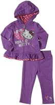 Hello Kitty French Terry Active Set (Baby) - New Purple-12 Months