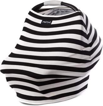 Milk Snob Multifunctional Striped Convertible Car Seat Cover