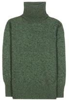 Vanessa Bruno Merino Knitted Wool Sweater