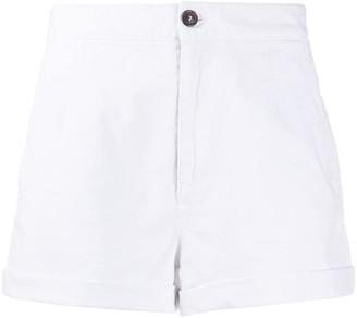 DSQUARED2 #D2XPepsi high-waisted shorts