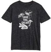 JEM Boy's Star Wars - Save The Galaxy Glow In The Dark T-Shirt
