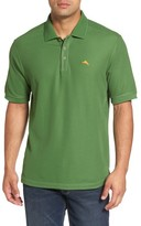 Tommy Bahama Men's Big & Tall The Emfielder Pique Polo