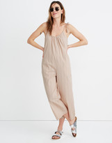Madewell Tie-Strap Cover-Up Jumpsuit