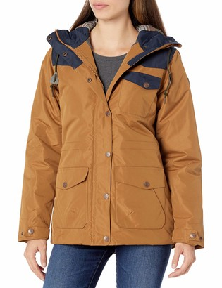 Cinch Women's 3/4 Length Polyester Barn Coat