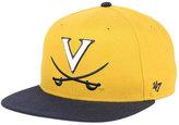 '47 Virginia Cavaliers Sure Shot Snapback Cap