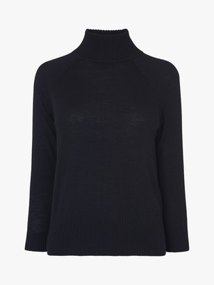 LK Bennett Barbara Ribbed Merino Wool Jumper