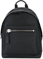 Tom Ford Buckley backpack - men - Cotton/Calf Leather/Polyester/zamac - One Size