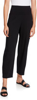 Eileen Fisher Jersey Lantern Ankle Pants