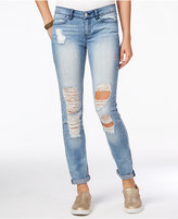 Rewash Juniors' Girlfriend Skinny Jeans