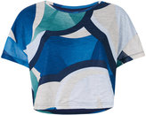 Puma printed T-shirt - women - Cotton/Polyester - S