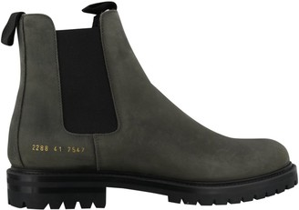 Common Projects Chelsea Boots