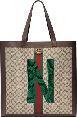 Gucci DIY Ophidia GG Supreme maxi tote
