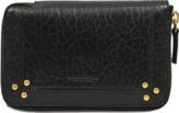 Jerome Dreyfuss Julien wallet in bubble lambskin