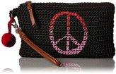 The Sak Sanibel Crochet Charging Wristlet
