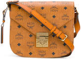 MCM mini logo crossbody bag