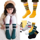 L-Anan Fashion Winter Socks Best Holiday Gift for Unisex Kids 5 Pack