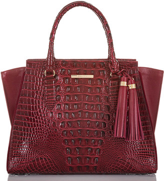 Brahmin Priscilla Satchel Meadow