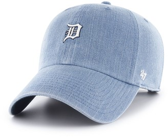 '47 Adult Detroit Tigers Clean Up Hat