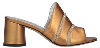 DELLA SETA Sandals