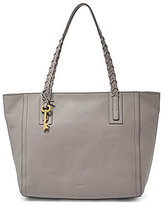 Fossil Emma Tote with Whip-Stitched Handles