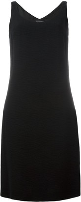 Versace Pre Owned Sleeveless Shift Dress