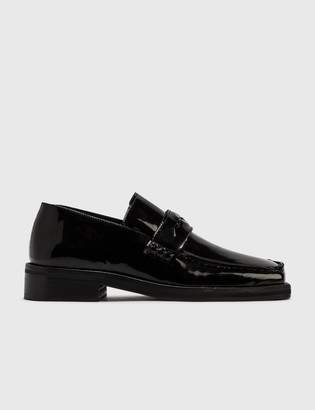 Martine Rose Patent Leather Loafer