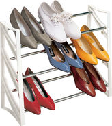 Lynk 9-Pair Shoe Rack