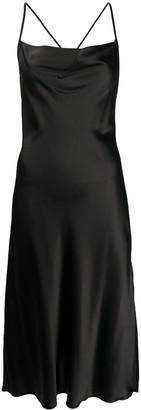 Andamane Midi Slip Dress